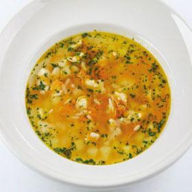 Куриный суп с рисом (ВТОРНИК)