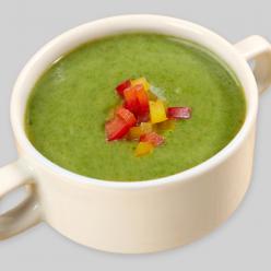 Суп-крем из шпината