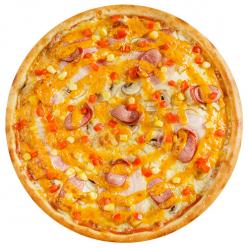 """Пицца """"Техас"""" (с пышным краем)"""