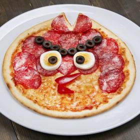 "Пицца ""Энгри Бердс"""