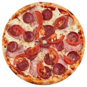 """Пицца """"TUT.by"""" 26 см.,на тонком тесте"""