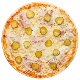 """Пицца """"Деревенская"""" 26 см., на тонком тесте"""