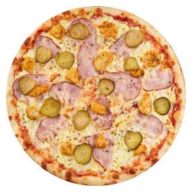 "Пицца ""Римская"" 26 см., на тонком тесте"