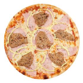 """Пицца  ʹʹРомео"""" 26 см.,на тонком тесте"""
