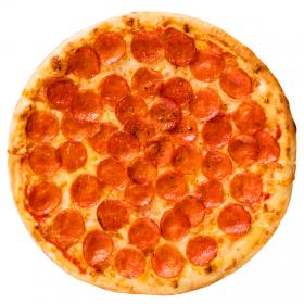 """Пицца """"Супер Пепперони"""" с пышным краем"""