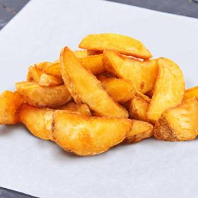 Жаренные картофельные дольки,100г